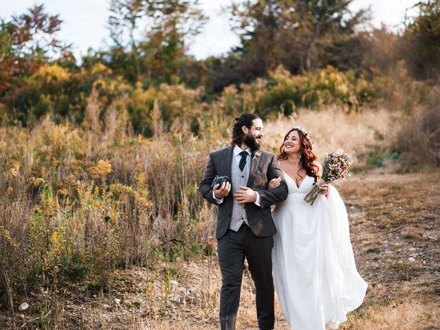 Joe and Juli's Wedding in North Hudson, New York 2