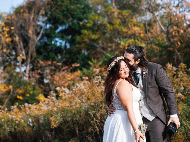 The wedding of Juli and Joe