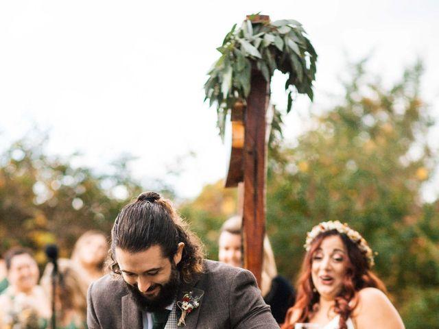 Joe and Juli's Wedding in North Hudson, New York 7