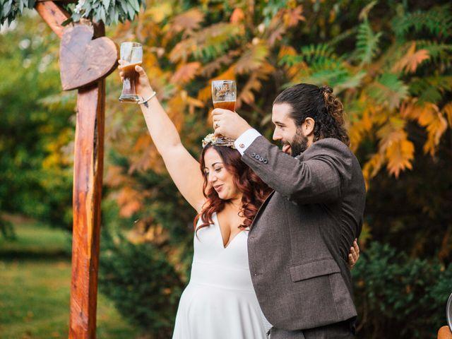 Joe and Juli's Wedding in North Hudson, New York 9