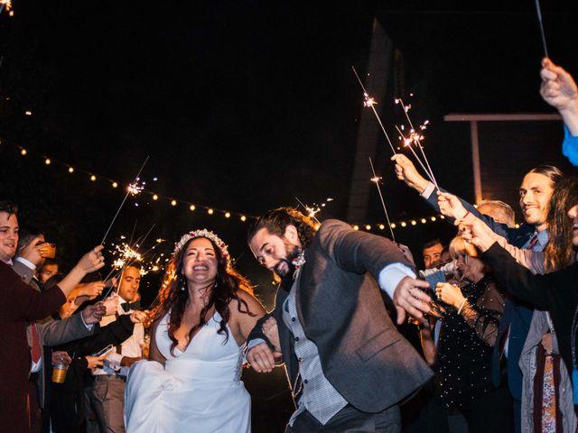 Joe and Juli's Wedding in North Hudson, New York 17