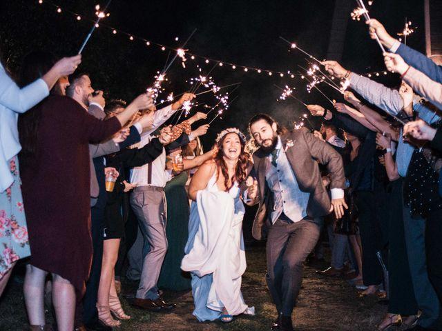 Joe and Juli's Wedding in North Hudson, New York 18