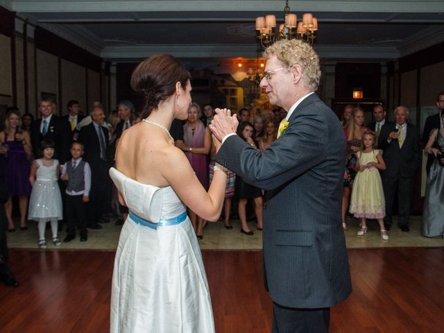 Jesse and Christina's Wedding in Chicago, Illinois 86