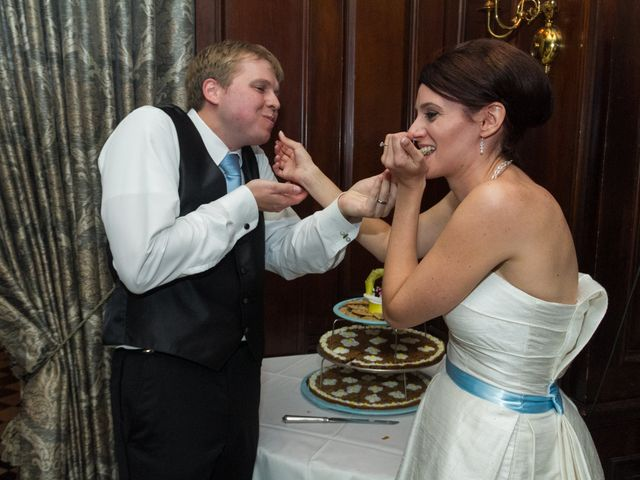 Jesse and Christina's Wedding in Chicago, Illinois 98