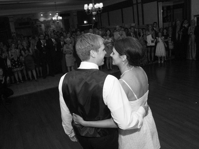 Jesse and Christina's Wedding in Chicago, Illinois 77