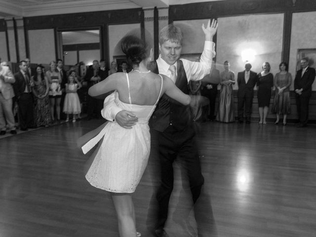 Jesse and Christina's Wedding in Chicago, Illinois 75