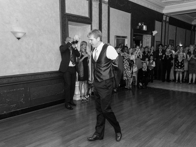 Jesse and Christina's Wedding in Chicago, Illinois 65