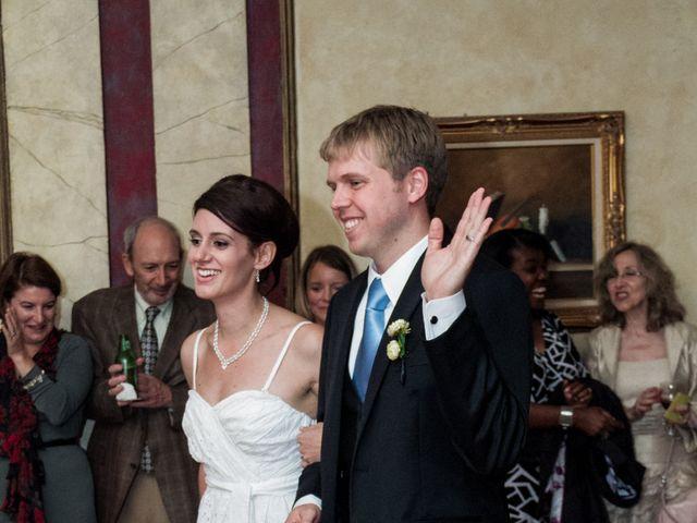 Jesse and Christina's Wedding in Chicago, Illinois 64