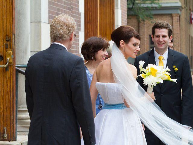 Jesse and Christina's Wedding in Chicago, Illinois 43