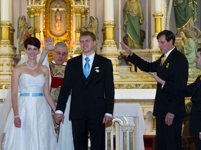 Jesse and Christina's Wedding in Chicago, Illinois 30
