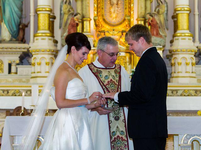 Jesse and Christina's Wedding in Chicago, Illinois 24