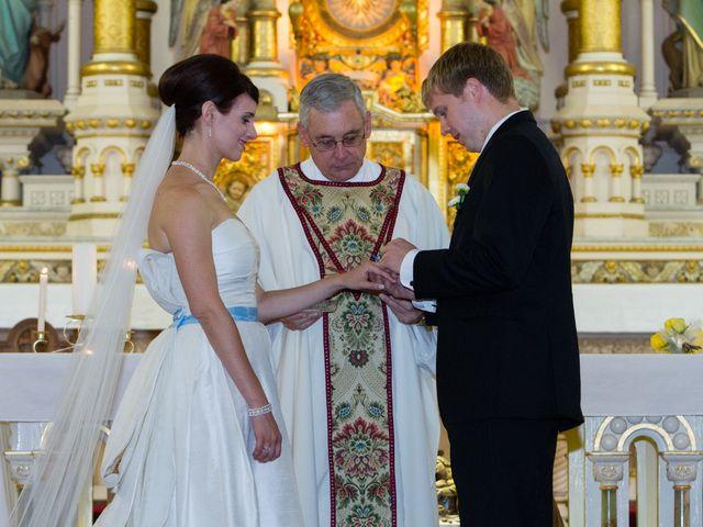 Jesse and Christina's Wedding in Chicago, Illinois 25
