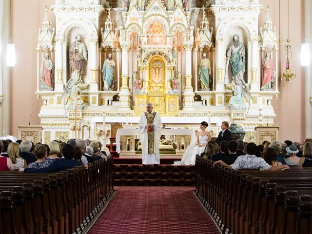 Jesse and Christina's Wedding in Chicago, Illinois 22