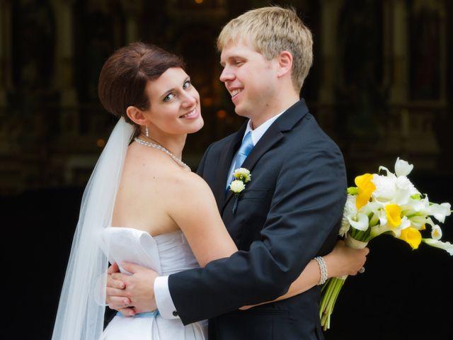 Jesse and Christina's Wedding in Chicago, Illinois 35
