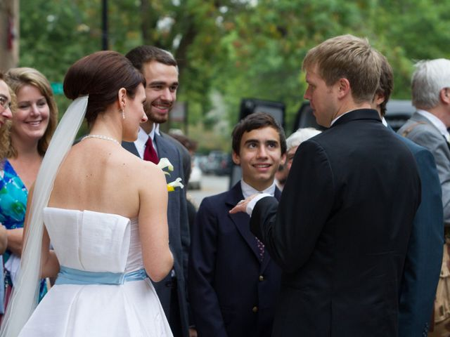 Jesse and Christina's Wedding in Chicago, Illinois 40