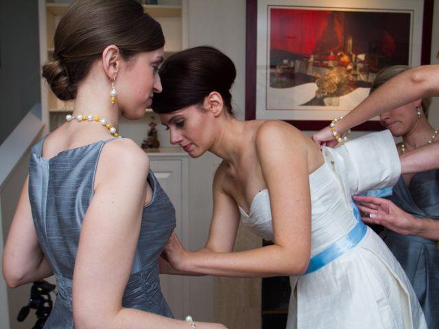 Jesse and Christina's Wedding in Chicago, Illinois 6