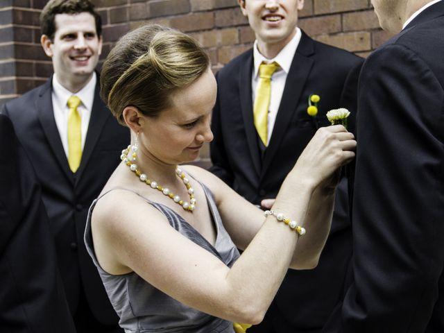 Jesse and Christina's Wedding in Chicago, Illinois 16