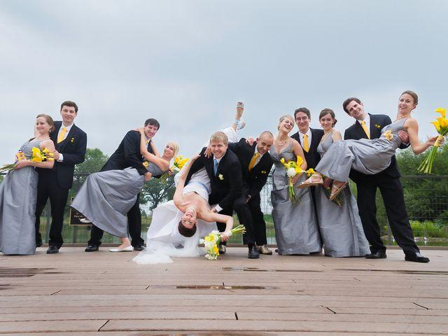 Jesse and Christina's Wedding in Chicago, Illinois 48