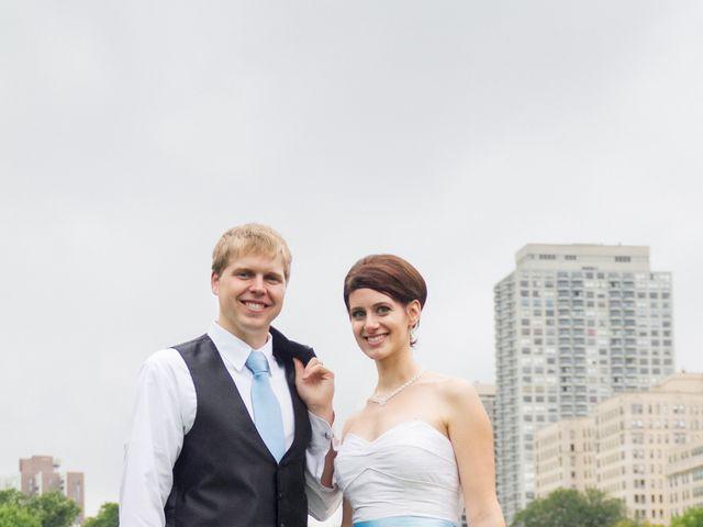 Jesse and Christina's Wedding in Chicago, Illinois 49