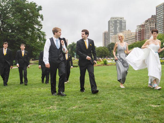 Jesse and Christina's Wedding in Chicago, Illinois 51