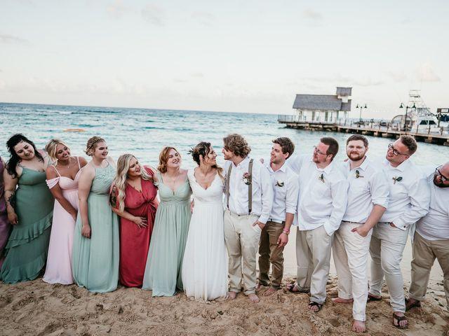 Sadie and Brandon's Wedding in Ocho Rios, Jamaica 2