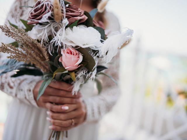 Sadie and Brandon's Wedding in Ocho Rios, Jamaica 5