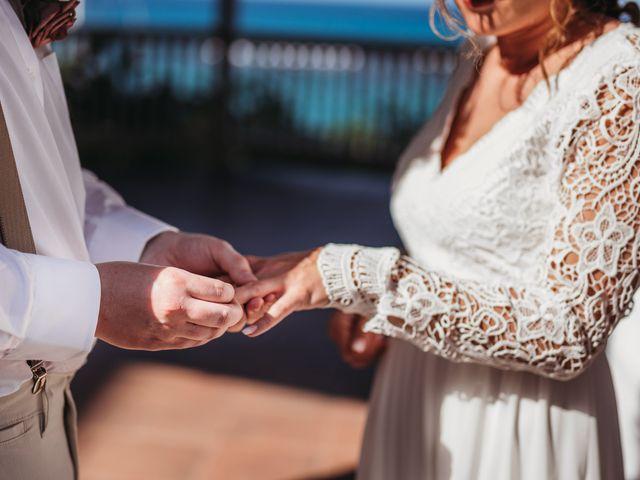 Sadie and Brandon's Wedding in Ocho Rios, Jamaica 16