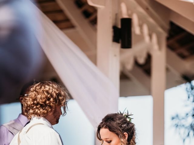 Sadie and Brandon's Wedding in Ocho Rios, Jamaica 19