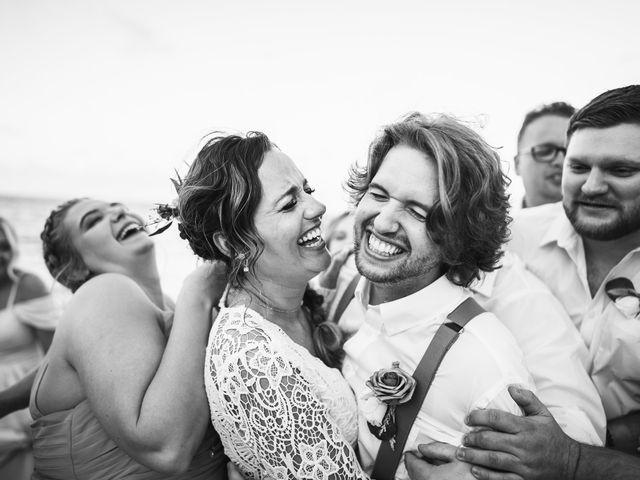 Sadie and Brandon's Wedding in Ocho Rios, Jamaica 25