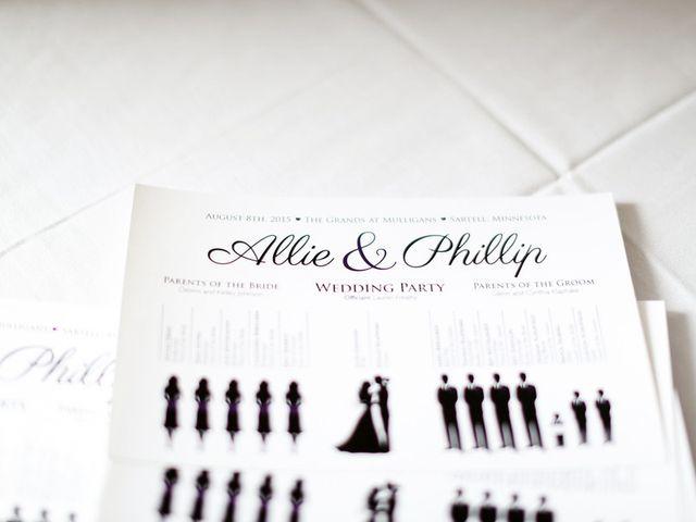 Allie and Phillip's Wedding in Sartell, Minnesota 1