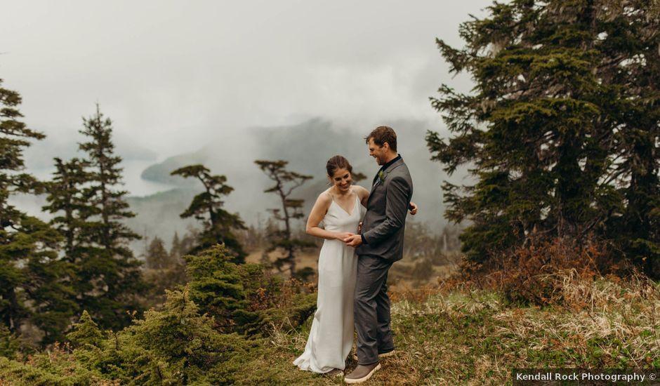 Jake and Cathryn's Wedding in Sitka, Alaska