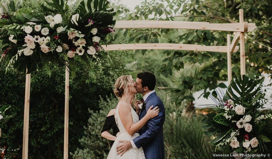 Nash and Kathleen's Wedding in San Antonio, Texas