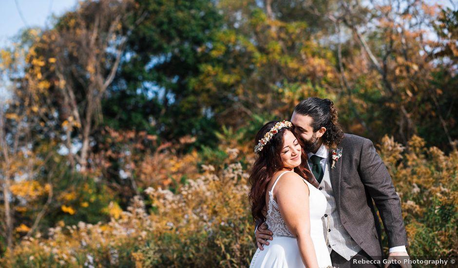 Joe and Juli's Wedding in North Hudson, New York