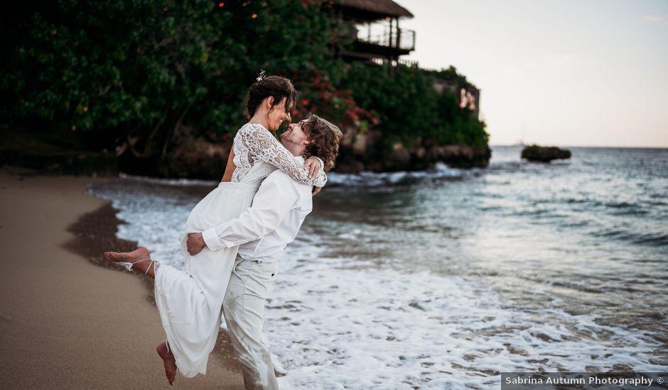 Sadie and Brandon's Wedding in Ocho Rios, Jamaica