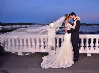 The wedding of Ingrind and Geri