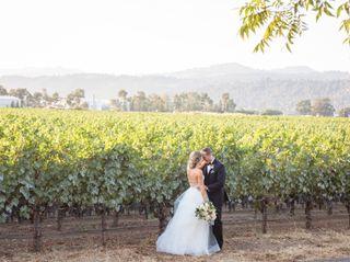 The wedding of Bryce and Kathleen