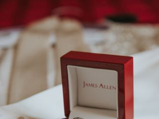 The wedding of Susy and Allen 1