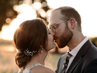 The wedding of Matt and Hailey 3