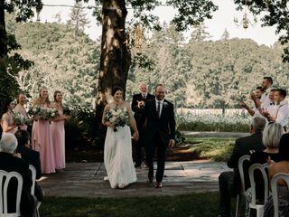 The wedding of Matt and Hailey 1