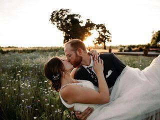 The wedding of Matt and Hailey