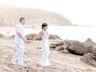 The wedding of Lauren and Robert