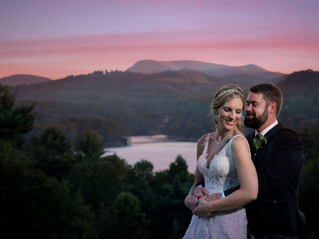 Scott and Eniko's Wedding in Glenville, North Carolina 1