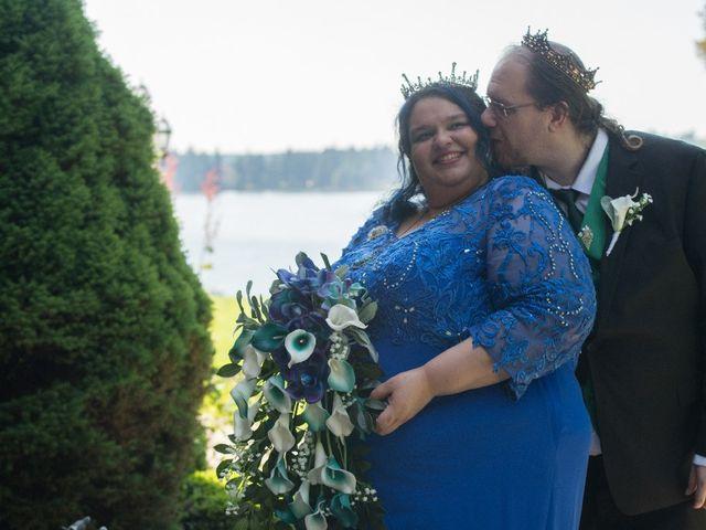 Autumn  and Scott 's Wedding in Lakewood, Washington 2