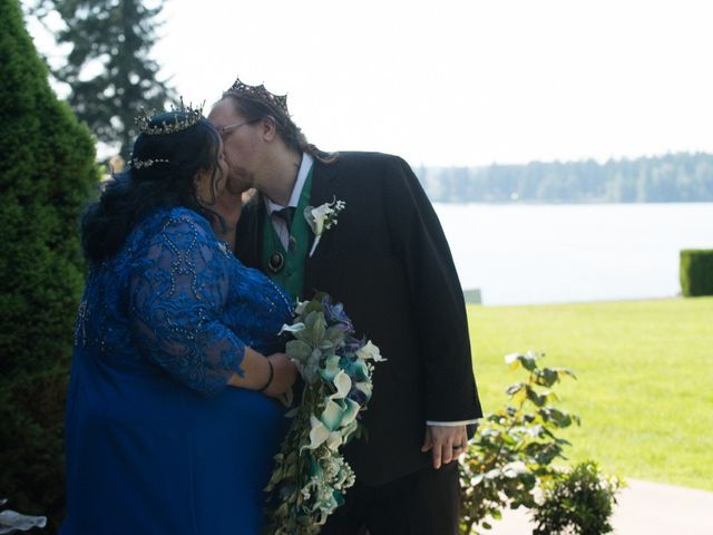 Autumn  and Scott 's Wedding in Lakewood, Washington 5