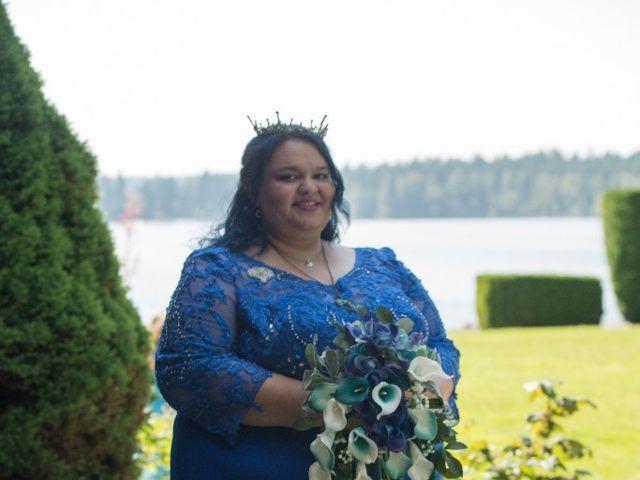 Autumn  and Scott 's Wedding in Lakewood, Washington 7