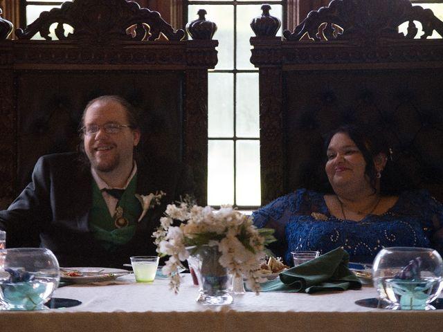 Autumn  and Scott 's Wedding in Lakewood, Washington 8