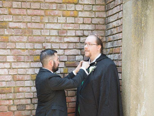 Autumn  and Scott 's Wedding in Lakewood, Washington 16