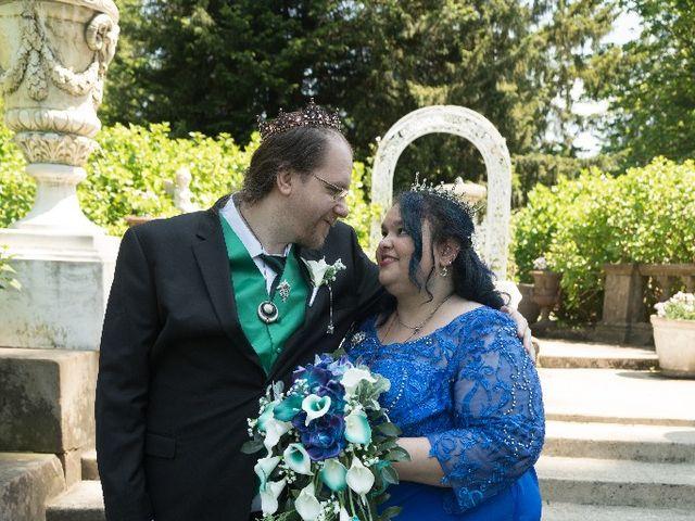 Autumn  and Scott 's Wedding in Lakewood, Washington 23