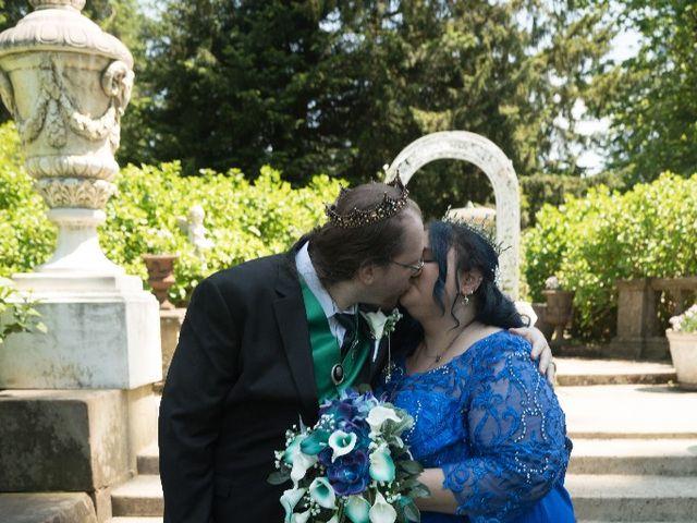 Autumn  and Scott 's Wedding in Lakewood, Washington 24