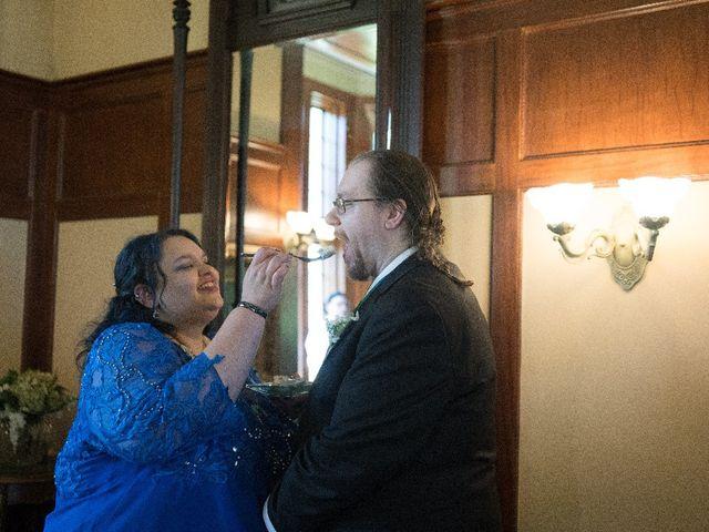 Autumn  and Scott 's Wedding in Lakewood, Washington 40